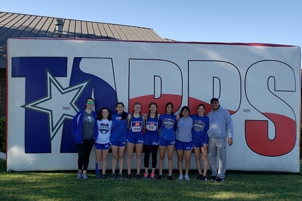 LCS Cross Country Team - State Champions Two Years in a Row!